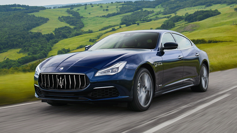 Maserati Lease Discount Specials in Chicago
