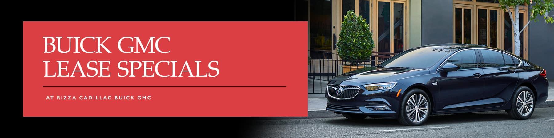 Rizza Buick GMC Lease Specials Chicago, IL