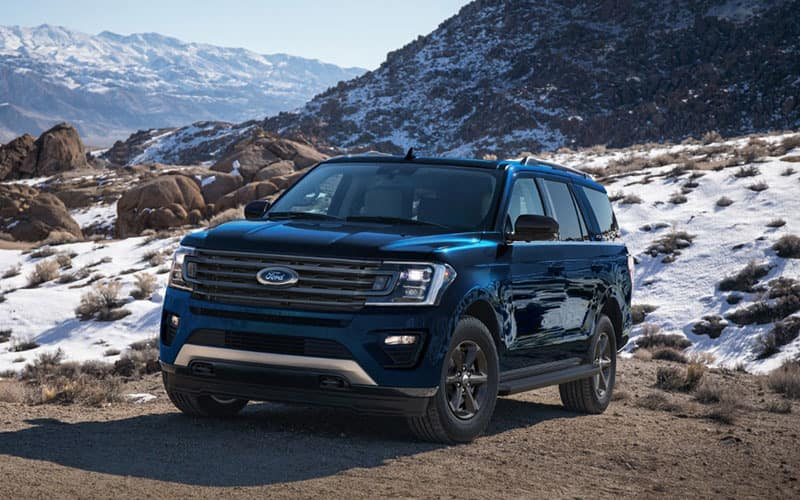 Ford Expedition Styling
