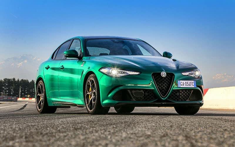 Alfa Romeo Giulia Styling