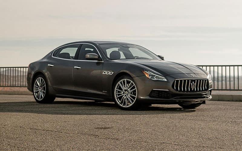 Maserati Quattroporte Styling