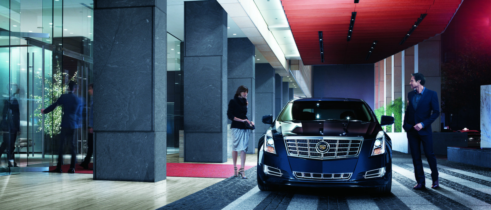 2016 Cadillac XTS Front Exterior