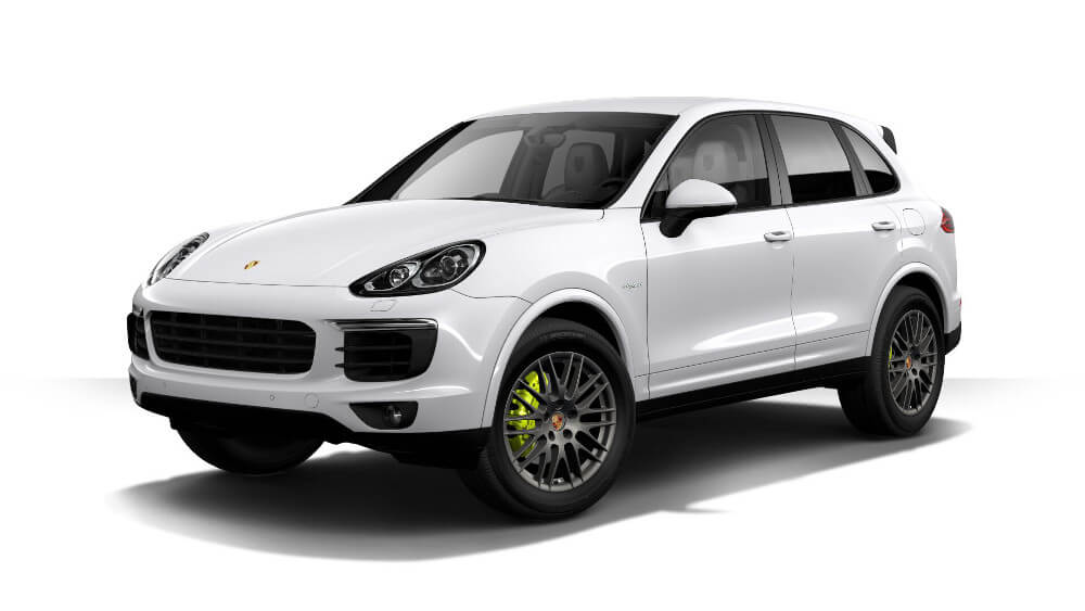 2017 porsche cayenne s e hybrid platinum model info porsche orland park. Black Bedroom Furniture Sets. Home Design Ideas