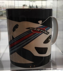 Martini Racing Coffee Mug - $30.00