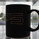 No.75 Coffee Mug - $30.00