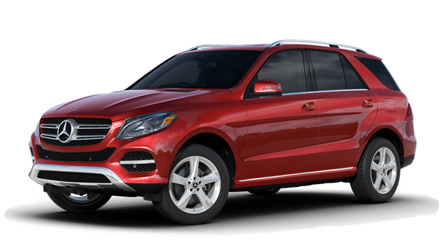 2018 MB GLE Red
