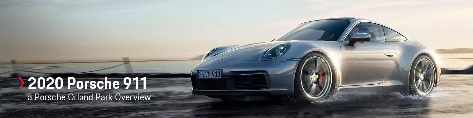2020 Porsche 911 Model Overview at Porsche Orland Park