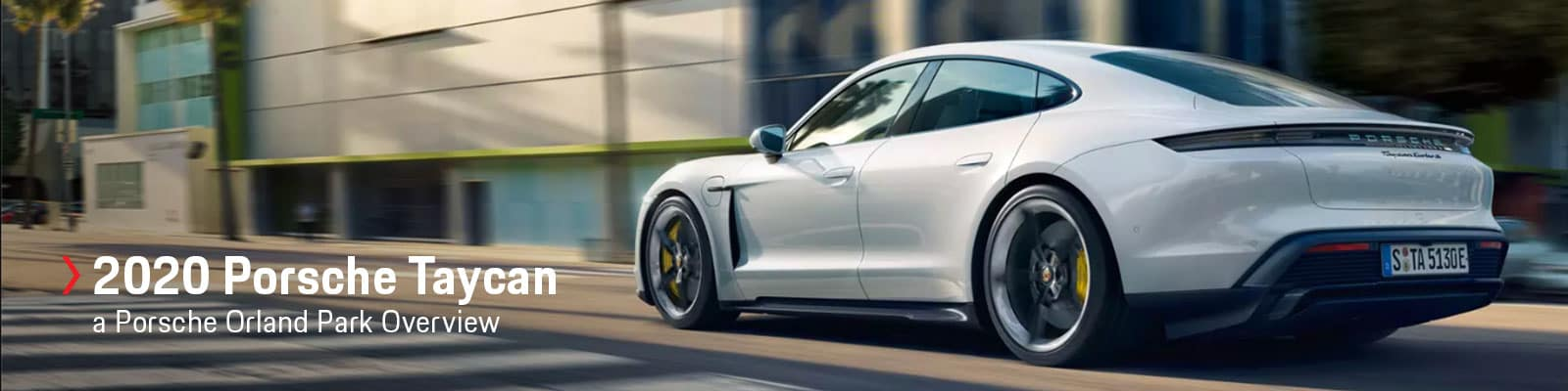 2020 Porsche Taycan Model Overview at Porsche Orland Park