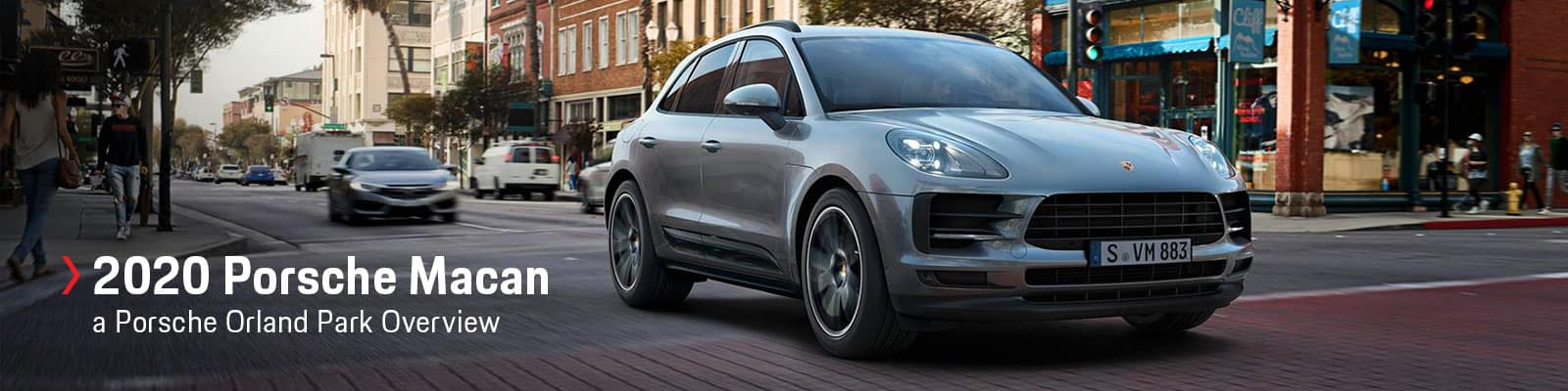 2020 Porsche Macan Model Overview at Porsche Orland Park