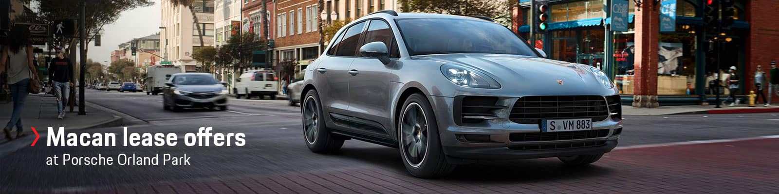 Porsche Macan Lease Specials in Chicago, Illinois