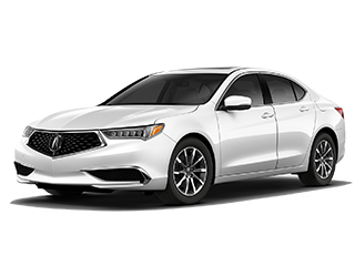 2018 Acura TLX Model