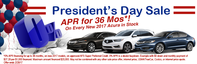 Presidents Day Car Sales 2017 >> Presidents Day Sale Houston And Katy John Eagle Acura