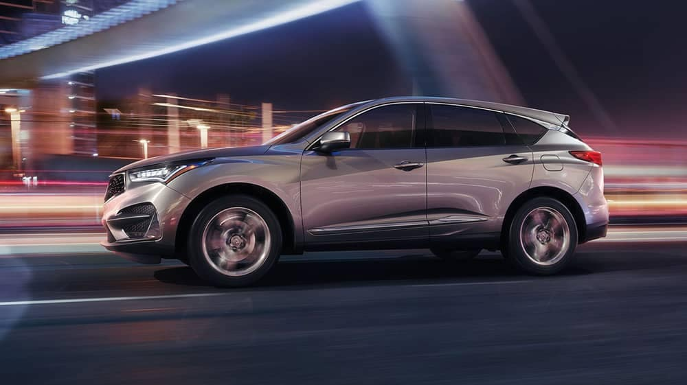 2019 Acura RDX side profile