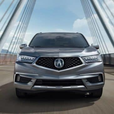 front end of 2019 Acura MDX