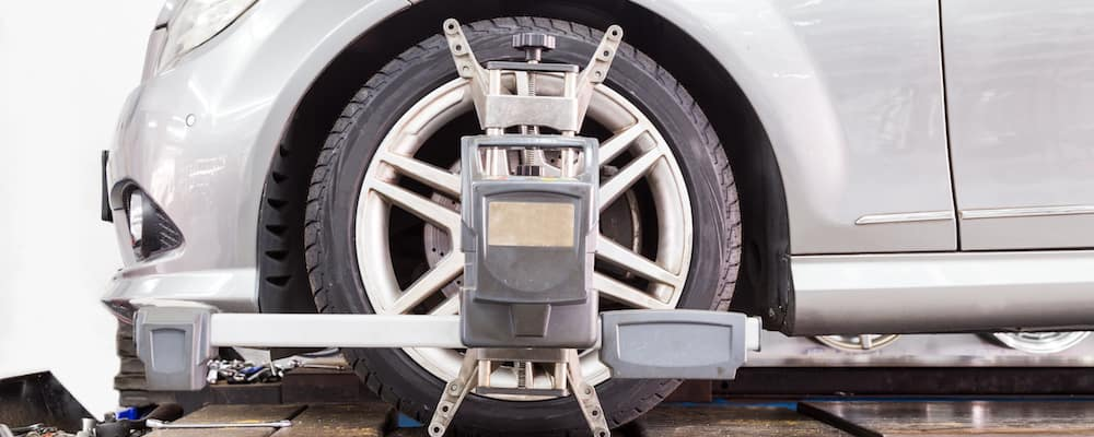 Alignment And Balancing >> Wheel Balancing Vs Wheel Alignment Tire Service At John