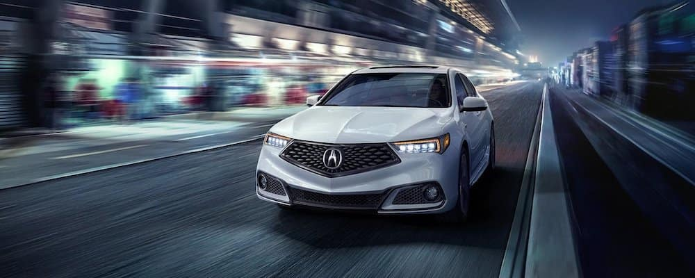 2020 Acura Tlx Redesign What S Changed In The 2020 Tlx