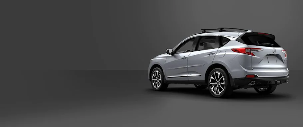 2020 RDX with roof rack