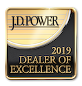 First Acura Dealer Ever to Be Awarded the J.D. Power Dealer of Excellence Award for the Customer Sales Experience