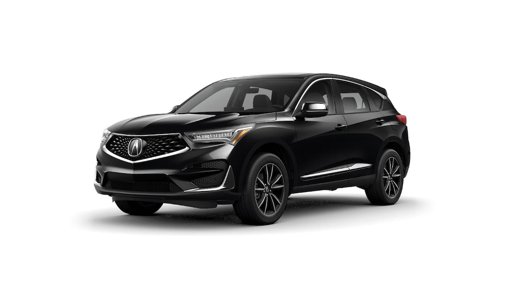 2020 RDX Technology Package