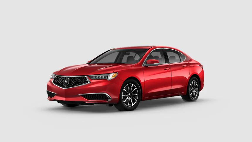 2020 TLX Performance Red Pearl