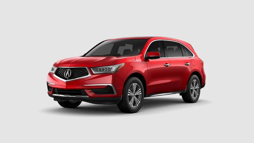 2020 MDX Performance Red Pearl