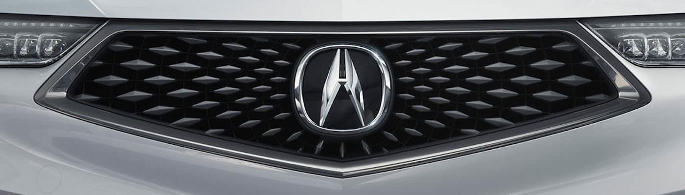 2020 Acura TLX grille