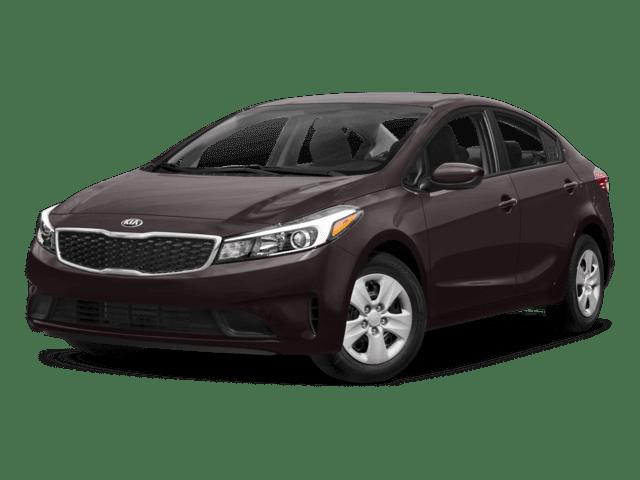2018 Kia Forte Angled