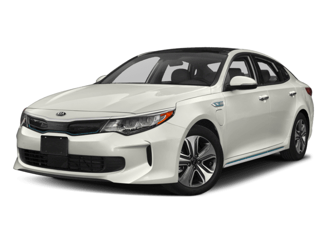 2018 Kia Optima Plug-In Hybrid Angled