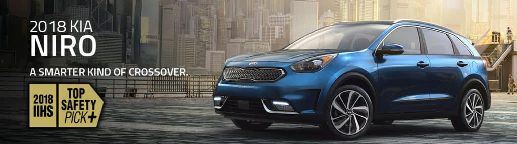 Portland top safety pick new Kia Niro