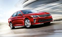 New Kia Optima Features
