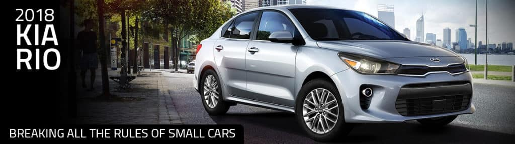 Review of the new Kia Rio in Portland, OR