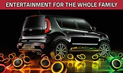 Tech & Entertainment in New Kia Soul in Portland
