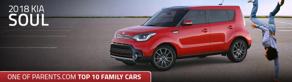 Portland parents love the new Kia Soul
