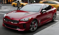 New Kia Stinger in Portland