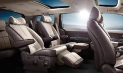 New Kia Sedona in Portland Offers Spacious Seating