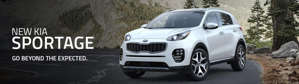 Rview of New Kia Sportage in Portland