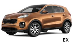 New Kia Sportage EX in Portland