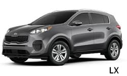 New Kia Sportage LX in Portland