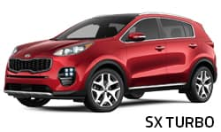 New Kia SPortage SX in Portland