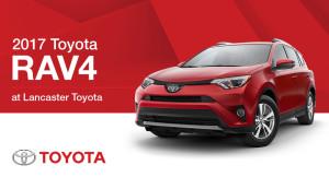 2017 Toyota RAV4 in Lancaster, PA