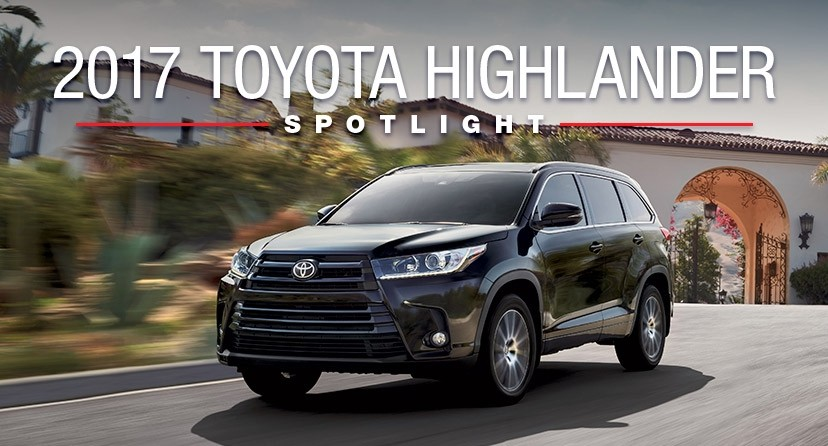 2017 Toyota Highlander Technology