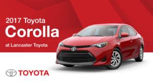 2017 Toyota Corolla in Lancaster, PA