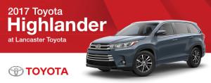 2017 Toyota Highlander in Lancaster, PA