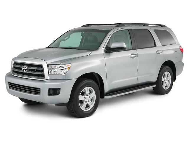 The 2016 Toyota Sequoia