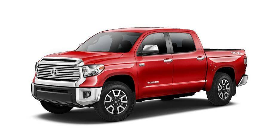 The 2016 Toyota Tundra