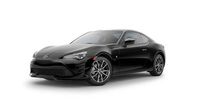 The 2017 Toyota 86