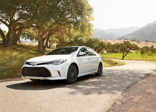 The 2017 Toyota Avalon