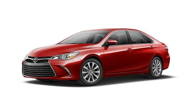 The 2017 Toyota Camry