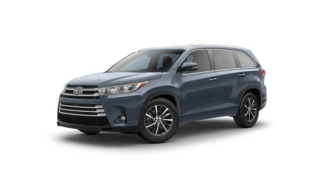 The 2017 Toyota Highlander