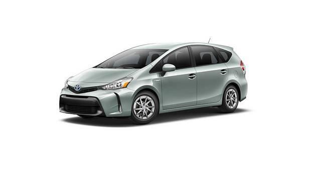 The 2017 Toyota Prius V